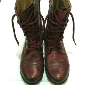 STEVE MADDEN ◾ Women Combat Boots